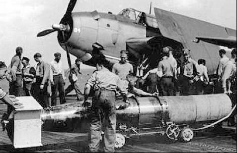 Авиационная торпеда Mk-13