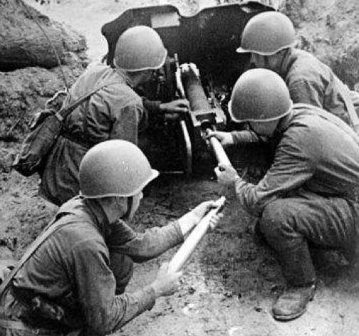 Противотанковая пушка 53-К