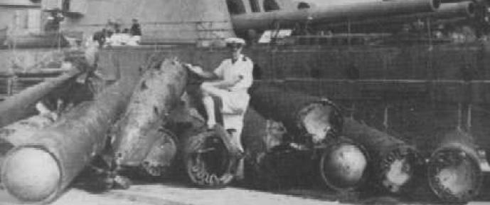 Торпеды калибра 620-мм