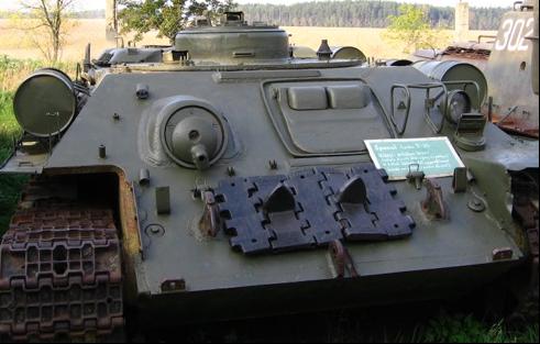 Танковый тягач Т-34Т