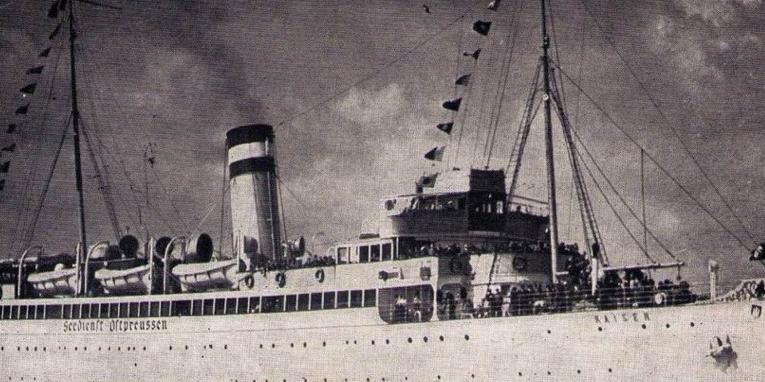Минный заградитель «Kaiser»