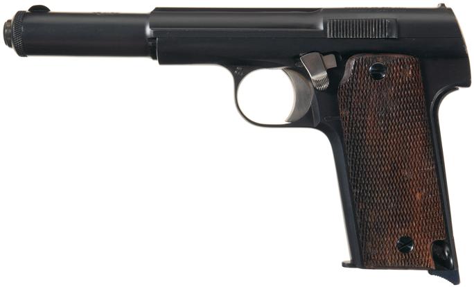 Пистолет  Astra mod. 400