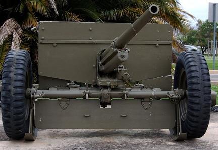 Противотанковая пушка 37-mm Gun M-3