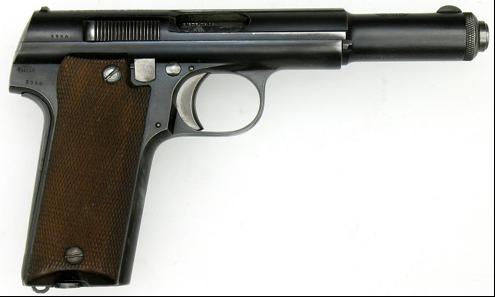 Пистолет Astra  mod.600