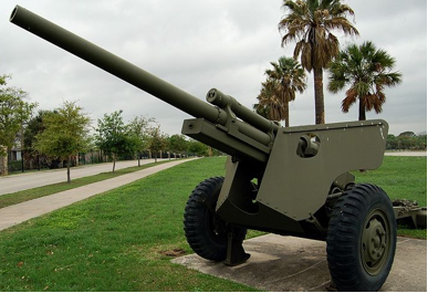 Противотанковая пушка 76-mm 3 Inch Gun M-5