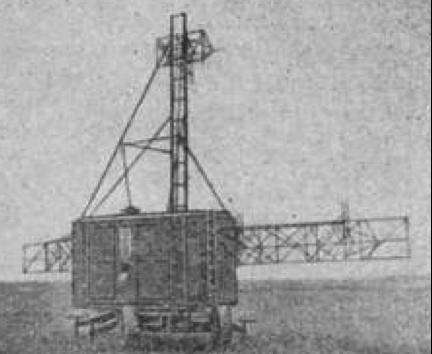 Станция орудийной наводки СОН-2А (излучающая установка)