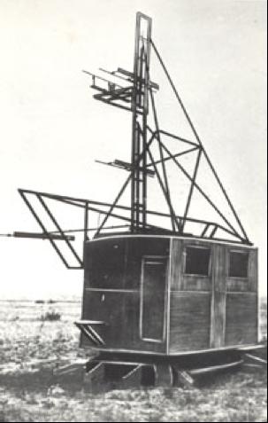 Станция орудийной наводки СОН-2А (приемная установка)