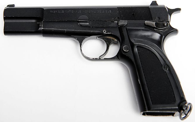 Пистолет Browning «High Power» 1935 г.