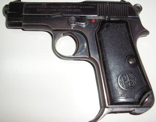 Пистолет Beretta М-1935