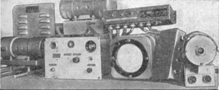Блок управления  РЛС Гнейс-2