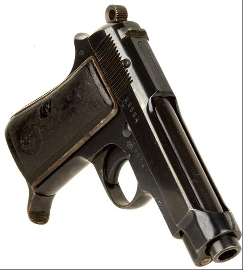 Пистолет Beretta М-1934