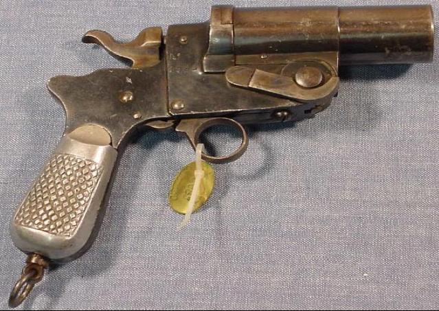 Сигнальный пистолет Brescia Model  00