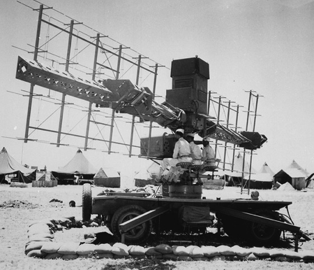 РЛС SCR-268