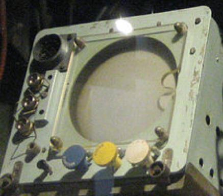 Индикатор РЛС H-2S