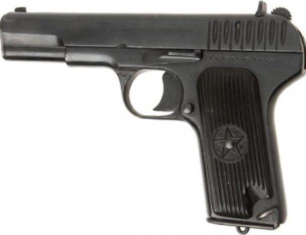 Пистолет ТТ. Образец 1933 г.