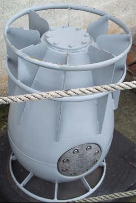 Глубинная бомба M-k IX
