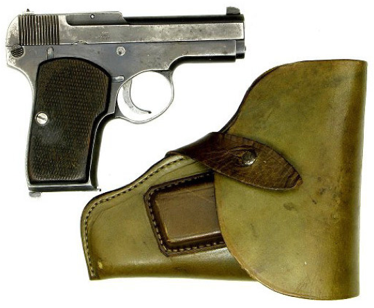 Пистолет ТК