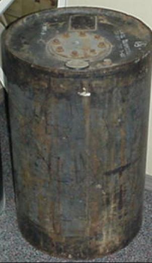 Глубинные бомбы Mk-VI