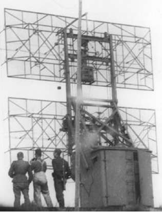 РЛС FuMG-450 Freya AN
