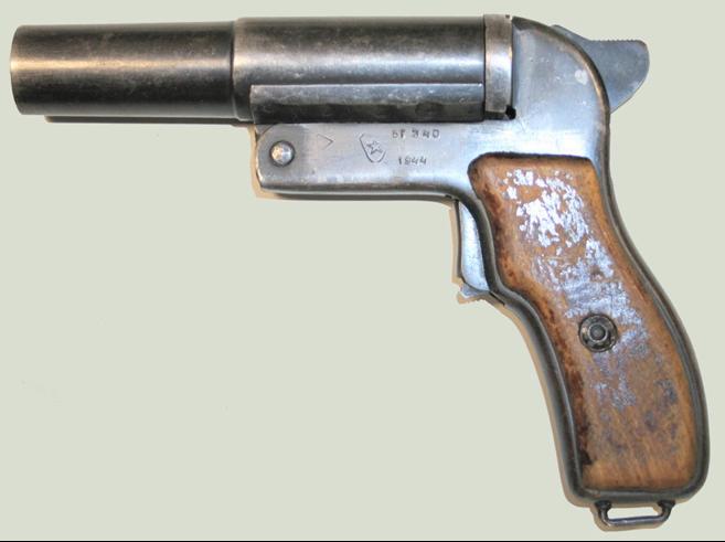 Сигнальный пистолет МПШ-44
