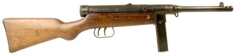 Пистолет-пулемет М-1938/44