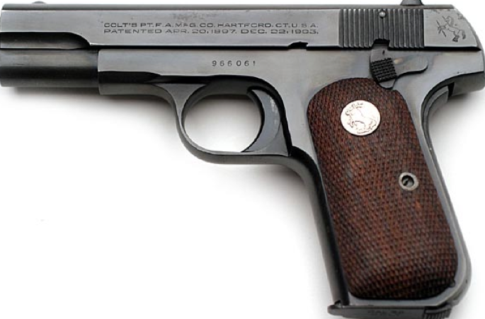 Пистолет Colt M-1903 Pocket Hammerless