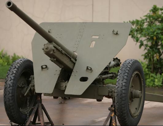 Противотанковая пушка 47-mm Model 01 L / 48