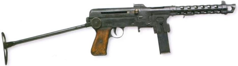 Пистолет-пулемет FNA-B 43