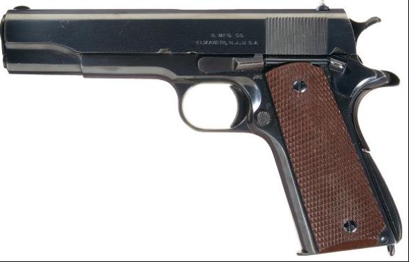 Пистолет Colt M-1911A1