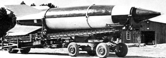 Транспортировка Фау-2