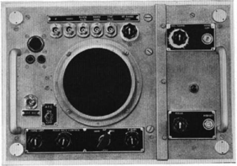 Индикатор корабельной РЛС SV