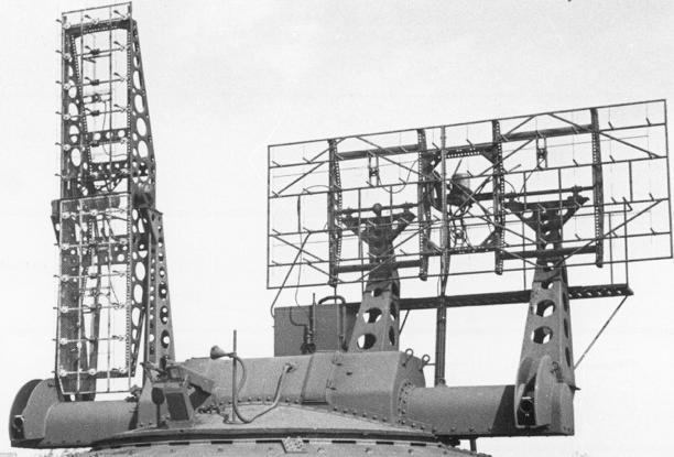 РЛС береговой обороны FuMO-202 Flakleit