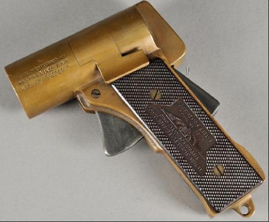 Сигнальный пистолет Pistol Pyrotechnic M-2