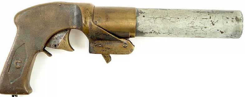 Сигнальный пистолет М-3 Columbia Flare Pistol
