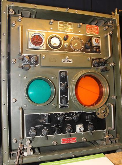 Ииндикаторы РЛС Bendix AN/TPS-1В