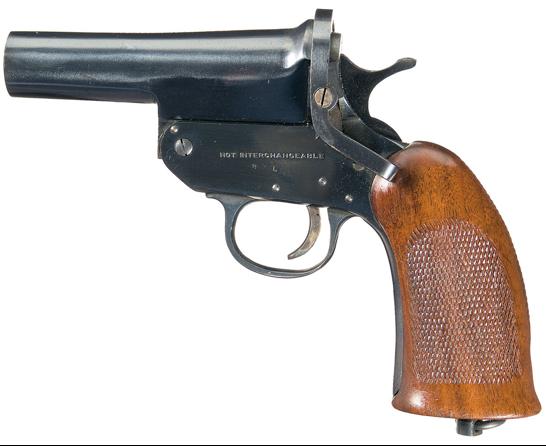 Сигнальный пистолет H & R Mk-VI