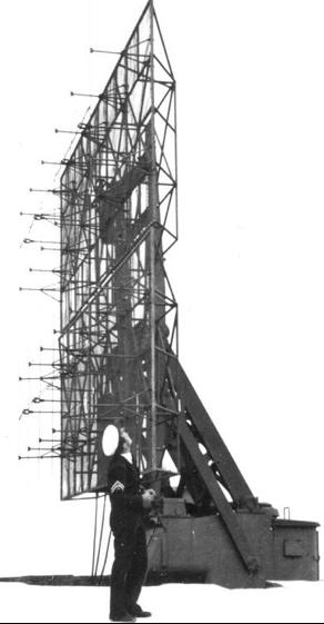 РЛС береговой обороны FuMO-301/302