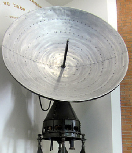 Антенна РЛС SCR-615-В