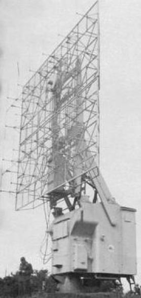 РЛС береговой обороны FuMO-303/311