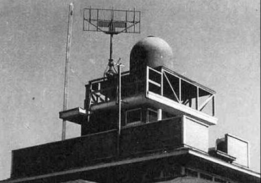 РЛС береговой обороны SCR-682