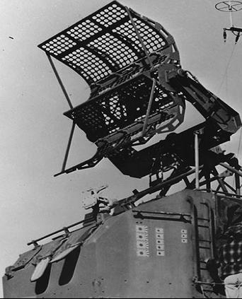 Корабельная РЛС FD Mk-4