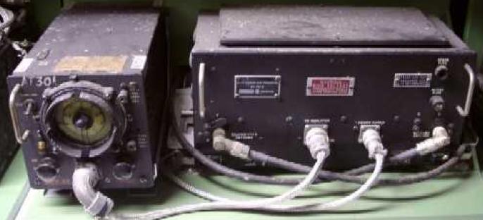 Авиационный высотомер SCR-718