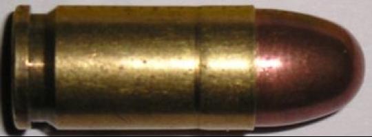 Патрон 9х17  Browning