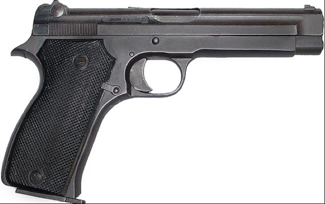 Пистолет М-1935 А