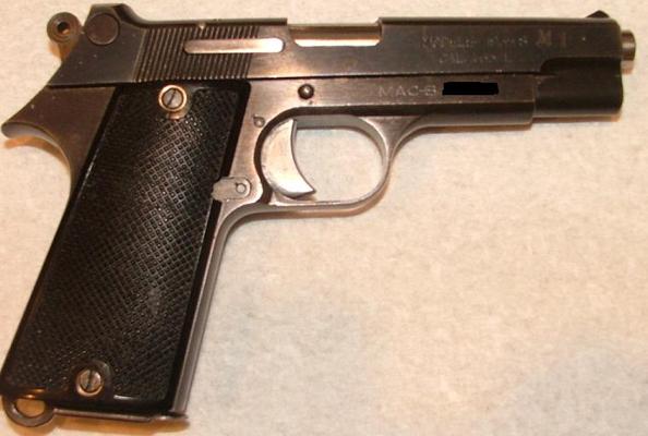 Пистолет  M-1935S (MAS)