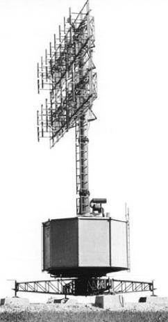 РЛС. Freya Egon II (FuSAn 731/733)
