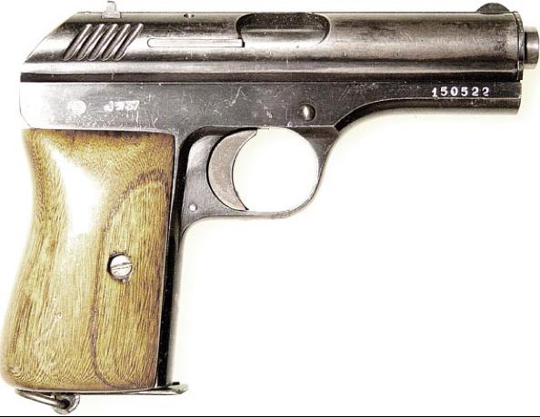 Пистолет  CZ 24 (Vz.24)