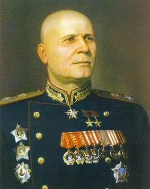 Командующий 1-м Украинским фронтом Конев И.С. (30.03.1945) - за освобождение Польши и форсирование Одера.