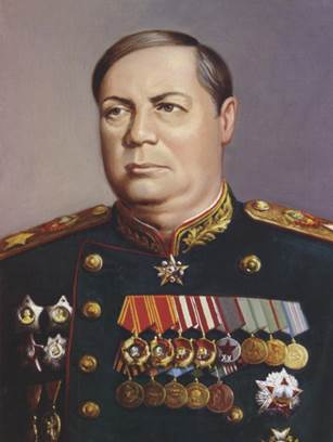 Командующий 3-м Украинским фронтом Толбухин Ф.И. (26.04.1945) - за освобождение территорий Венгрии и Австрии.