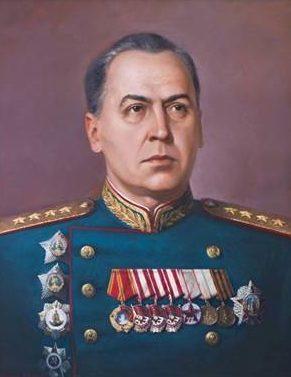Начальник Генерального штаба Антонов А.И. (генерал армии) (04.06.1945) - за планирование боевых операций и координацию действий фронтов в течение всей войны.